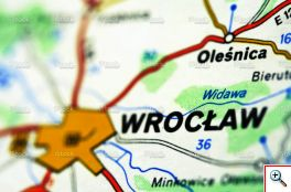 Wroclaw on a map stock photo 7112577 - iStock 2015-05-17 11-54-51